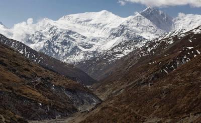 Annapurna Circuit Trek Weather