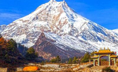 Manaslu Base Camp Trek Itinerary