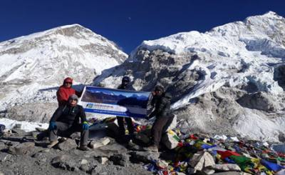 Top 6 famous trekking trails in the Everest region