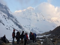 Annapurna Base Camp Trekking/Good Vibe adventure