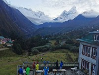 Everest Base Camp Trekking/Good Vibe adventure