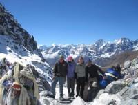 Three High Passes Trekking