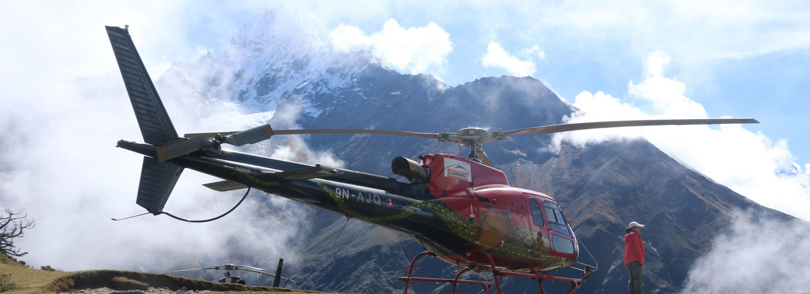 Mt. Everest Helicopter Tour