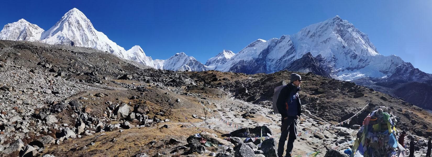 Everest Base Camp Trekking Alone