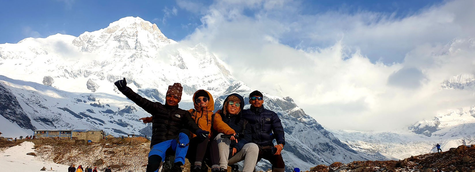 Annapurna Base Camp Via Poon Hill Trekking