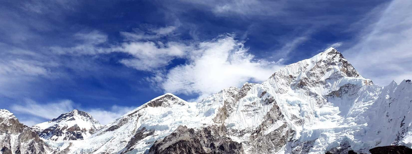 Heavenous Highest Peak of The World (Mt. Everest)