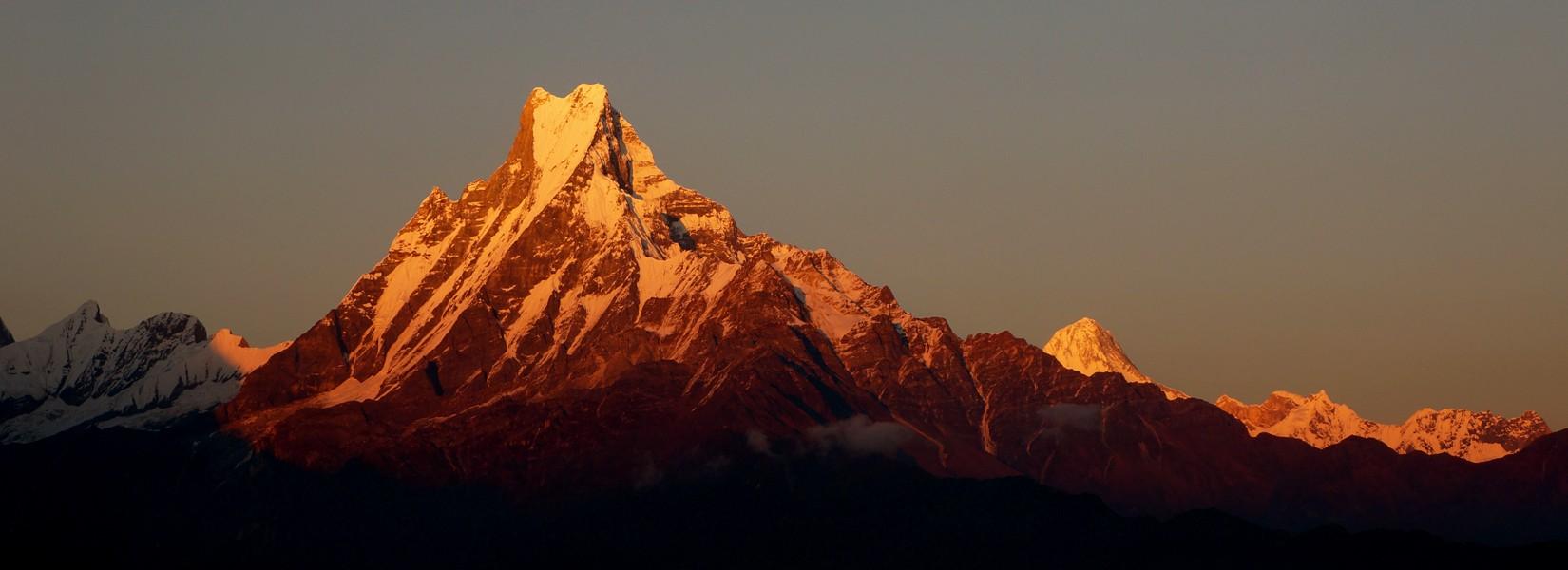 Mount Machapuchare