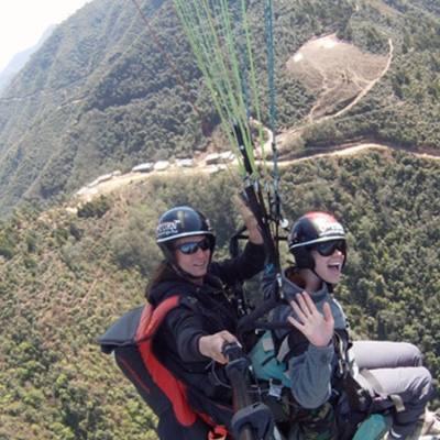 1 Day Kathmandu Adventure Paragliding