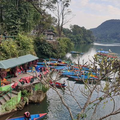 1 Day Pokhara City Tour
