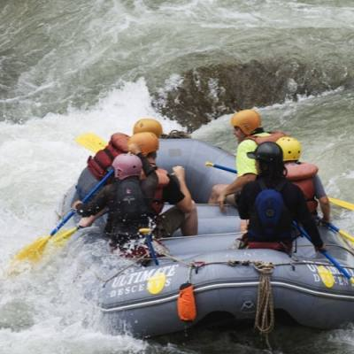 Bhotekhosi River Rafting
