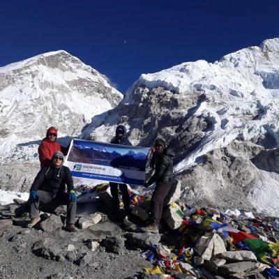 Classic Everest Base Camp Trekking