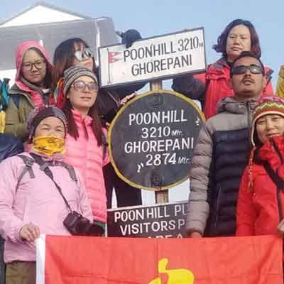 Ghorepani Poonhill short trek