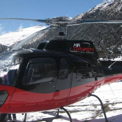 Mt Everest Helicopter Tour