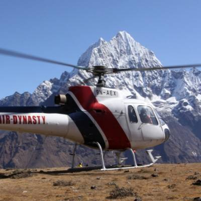 Muktinath Temple Helicopter Tour