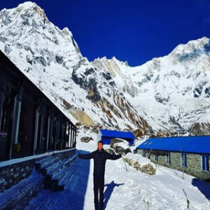 great tour company for trekking