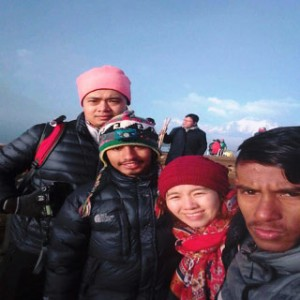 """An amazing trip to Poon Hill"""